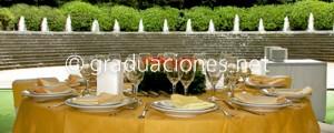 Paquete de graduacion graduaciones condesa for Jardin versal